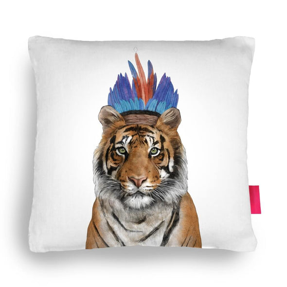 Toby the Tiger Cushion