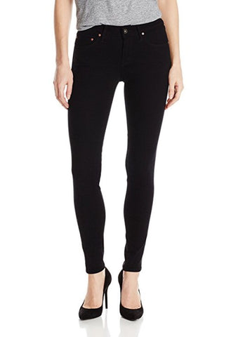 PRINCIPLE DENIM Painted Black Denim - Chelsea Street Boutique - 1