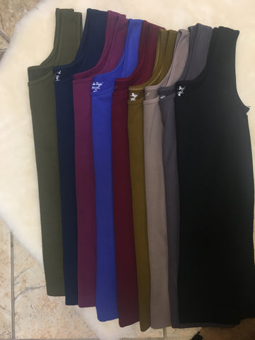 GC Seamless Tank
