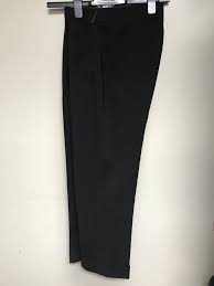 Tribal Black Dress pant