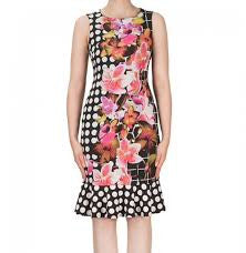 Joseph Ribkoff Dress 171670 - Chelsea Street Boutique