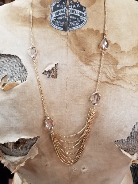 Gc gold layering necklaces