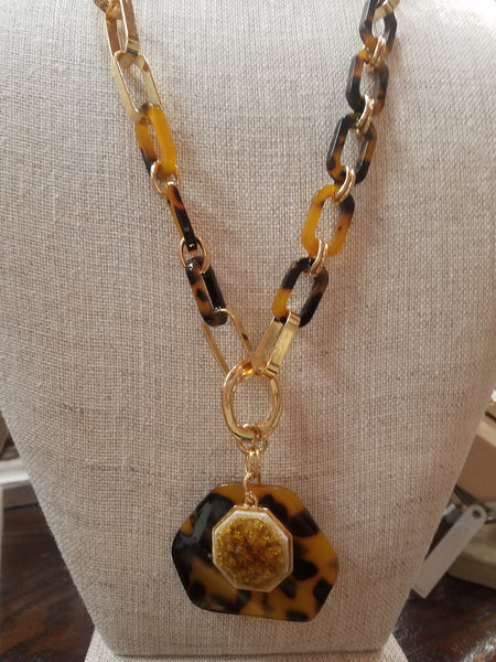 GC Tigers Eye Necklace