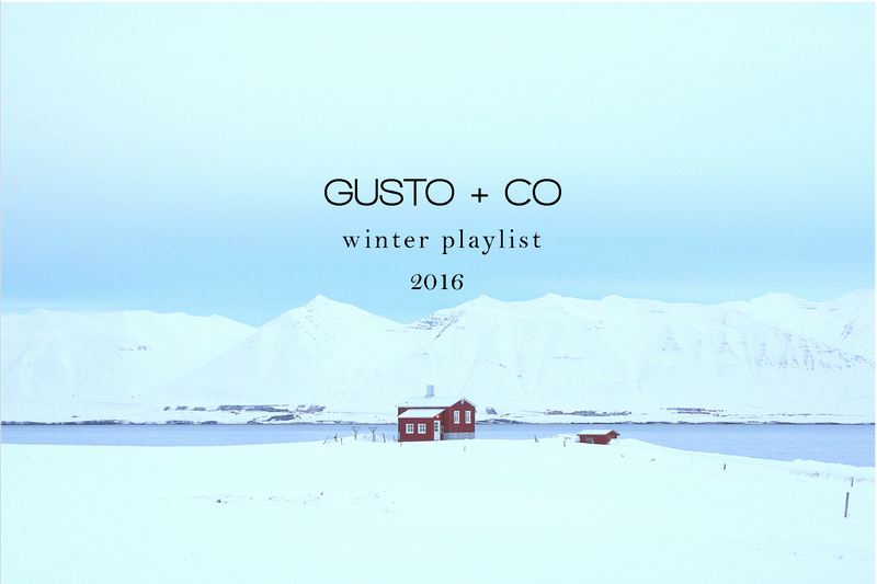 Winter Playlist 2016