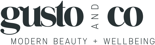 Gusto and Co - Modern Beauty and Wellbeing