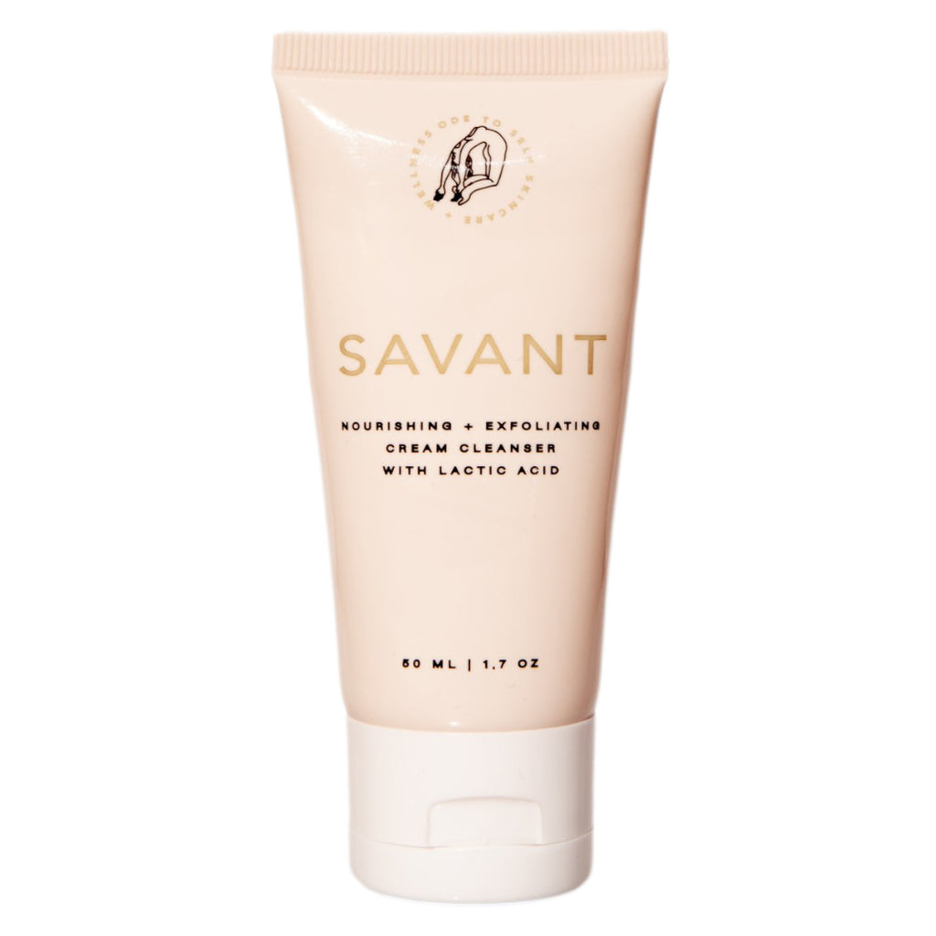 Savant Cream Cleanser