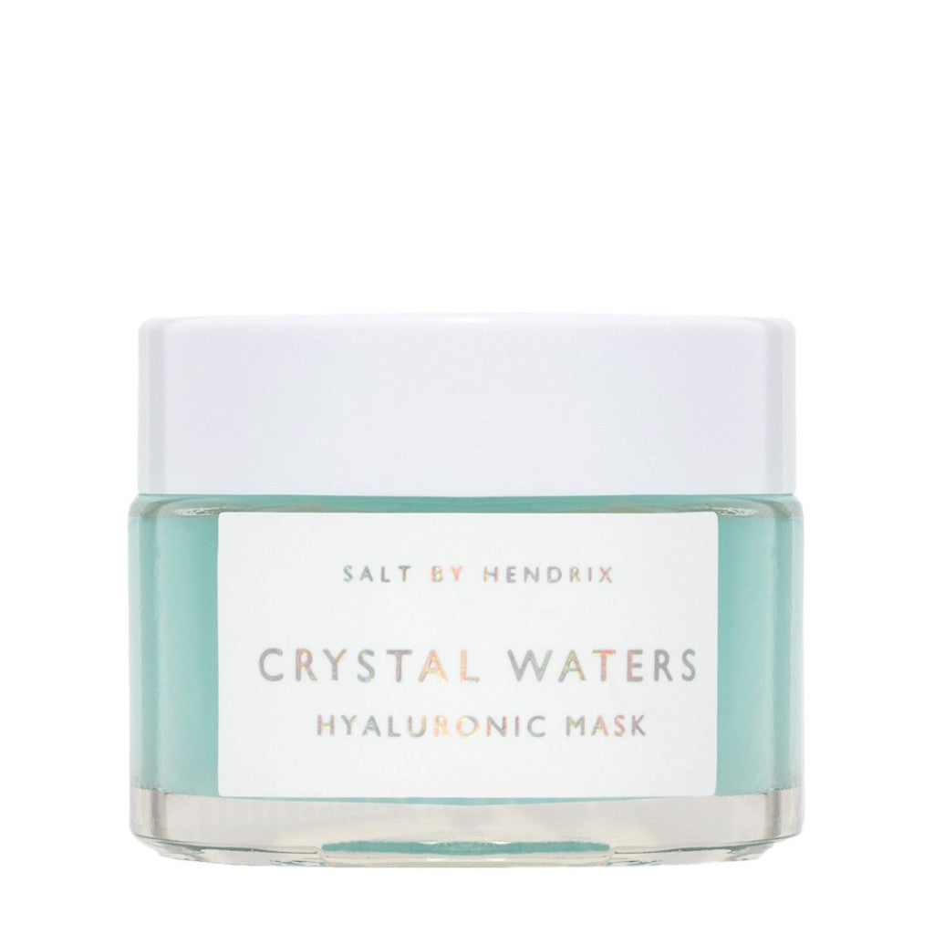 Crystal Waters Hyaluronic Mask