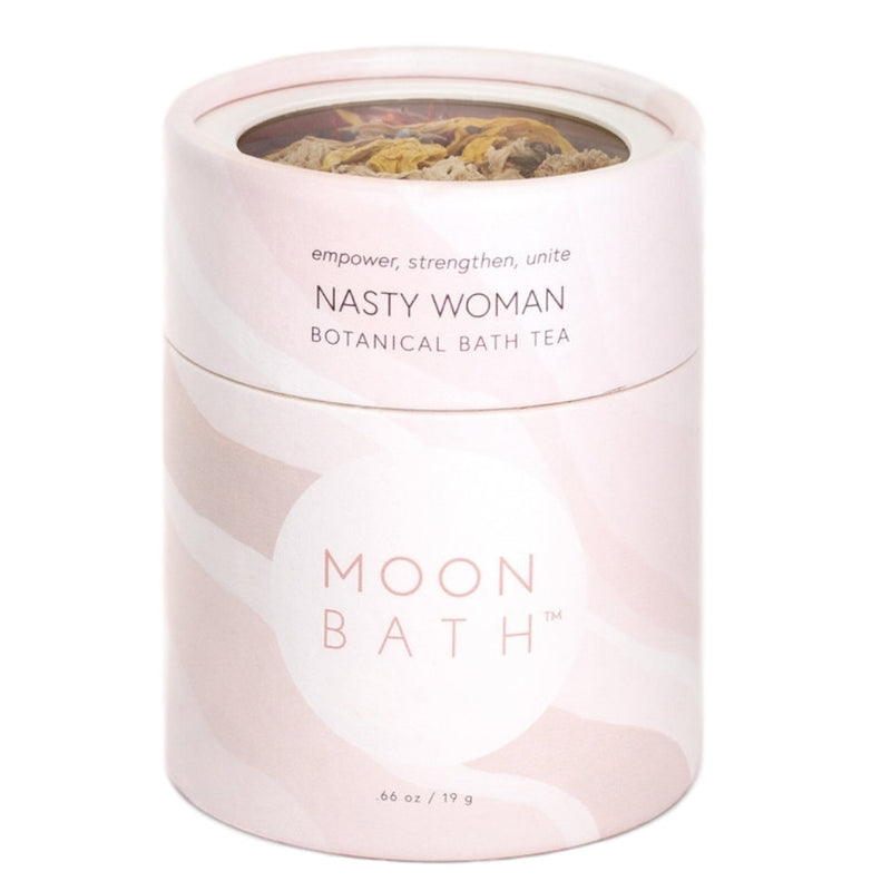 Nasty Woman Bath Tea