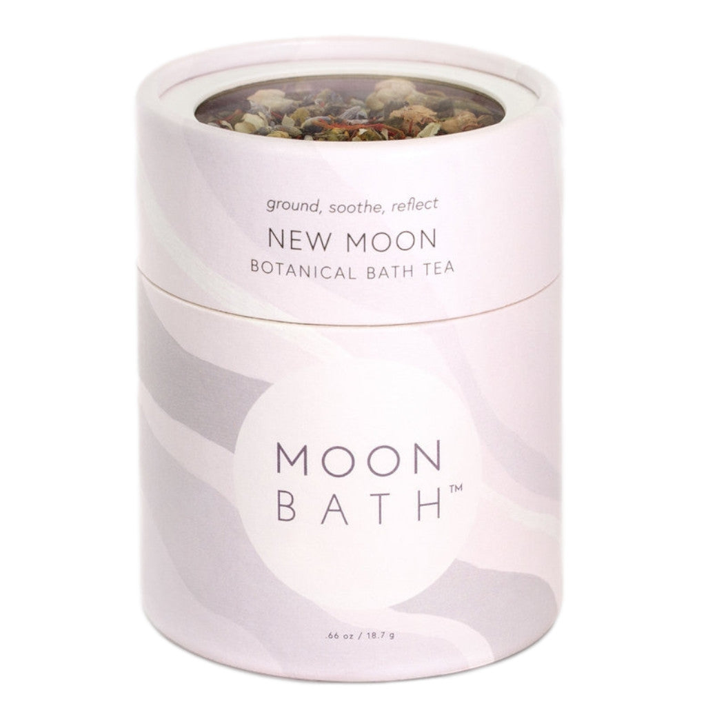 New Moon Bath Tea