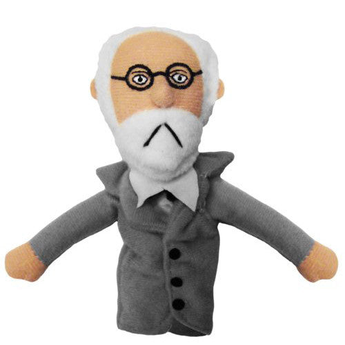 Freud Fingerpuppe