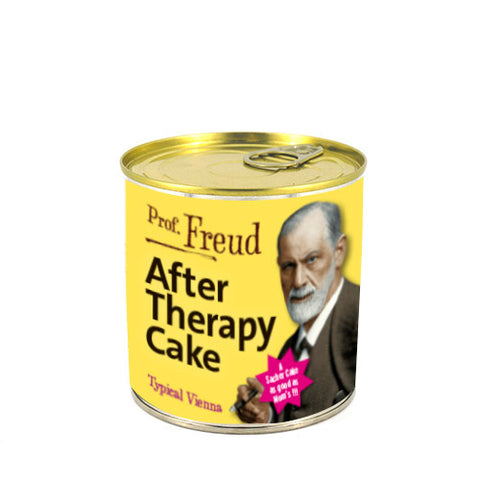 Prof. Freud / After Therapy Cake / Torte