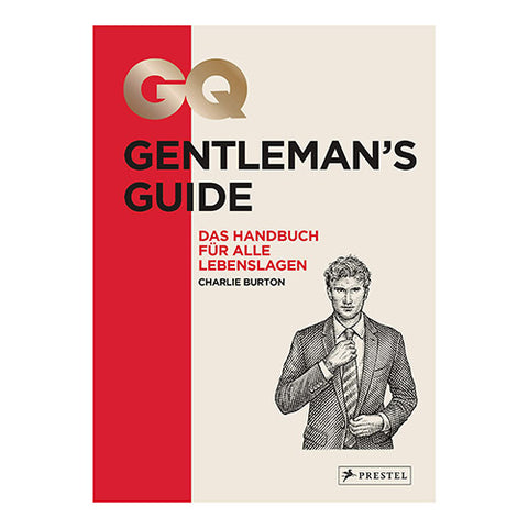 Burton, GQ Gentleman's Guide