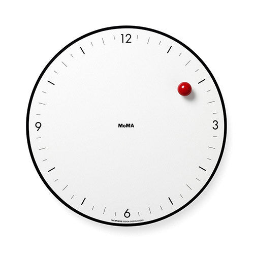 MOMA Timesphere Wall Clock