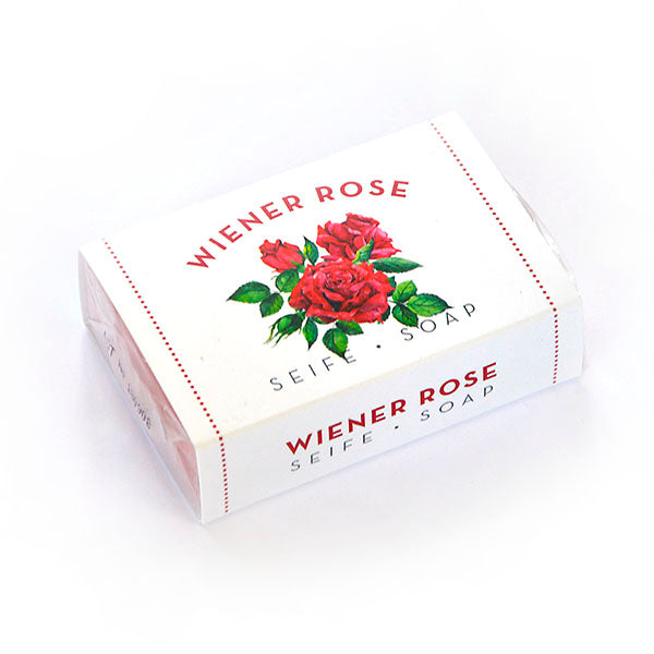 Seife Wiener Rose