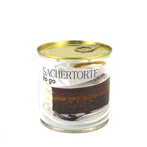 Sachertorte to go