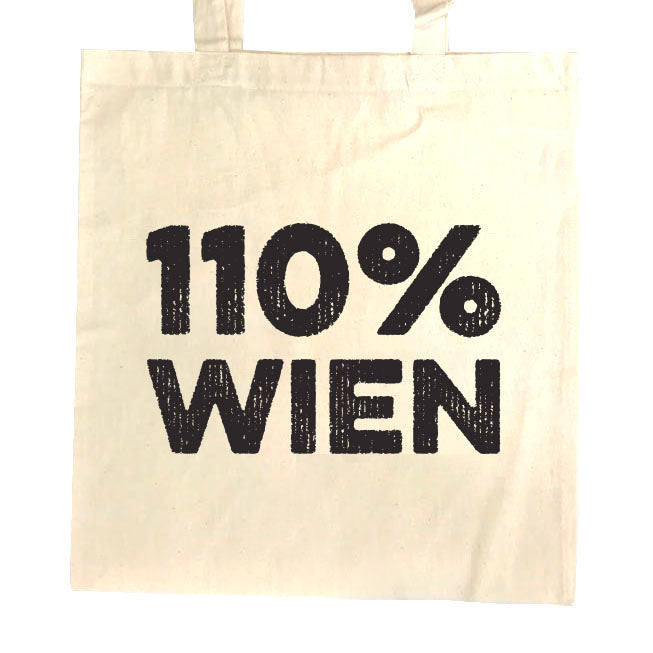 Shopping Bag 110% Wien