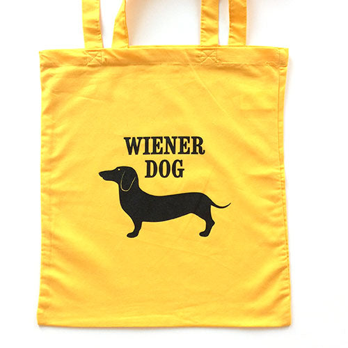Shopping Bag Wiener Dog