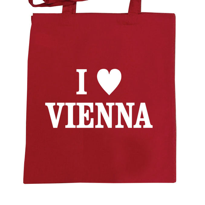 Shopping Bag I LOVE VIENNA