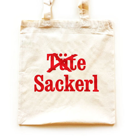 Shopping Bag Tüte / Sackerl