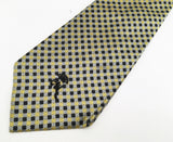 "1970s COUNTESS MARA Tie Men's Vintage 70s ""Impressioni"" Necktie by Countess Mara, New York"