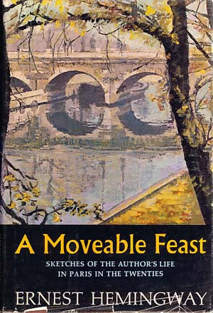 A Moveable Feast - (Copy 1)
