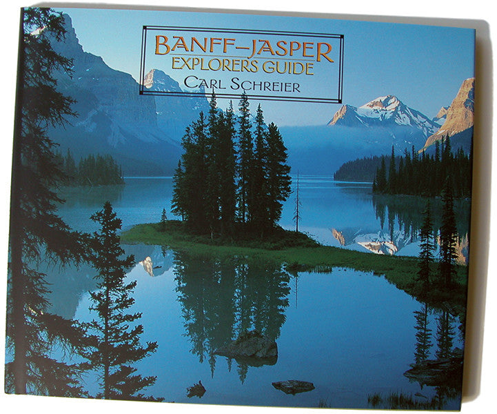 BANFF-JASPER EXPLORERS GUIDE (Hardcover)