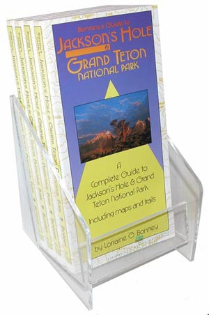Field Guide-size Book Racks