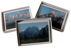 GRAND TETON BOXED NOTECARDS