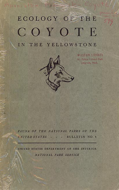 Ecology of the Coyote in Yellowstone