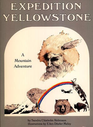 Expedition Yellowstone. A Mountain Adventure