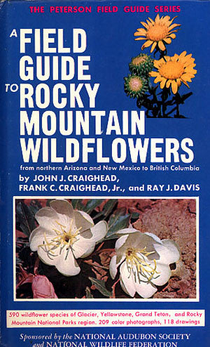 A Field Guide to Rocky Mountain Wildflowers