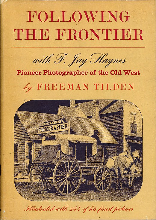 Following the Frontier with F. Jay Haynes