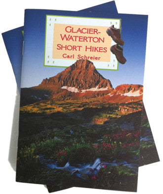 GLACIER-WATERTON SHORT HIKES