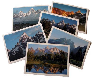 GRAND TETON NOTECARDS