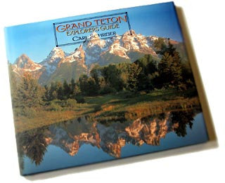 GRAND TETON EXPLORERS GUIDE (Hardcover)