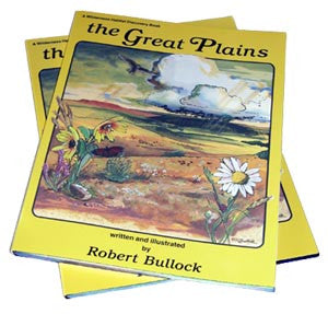 THE GREAT PLAINS - A Wilderness Habitat Discovery Book