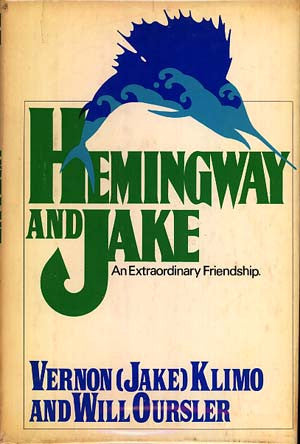 Hemingway and Jake