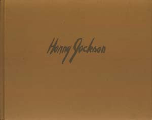 Harry Jackson: Monograph-Catalog