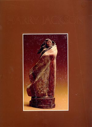 Harry Jackson: Forty Years of His Work 1941-81 (signed)