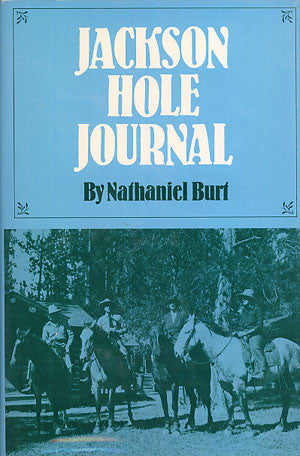 Jackson Hole Journal (signed)