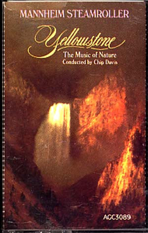 Yellowstone: The Music of Nature (audio cassette)