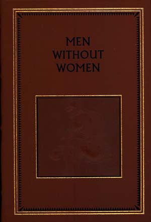 Men Without Women (Leather Bound)