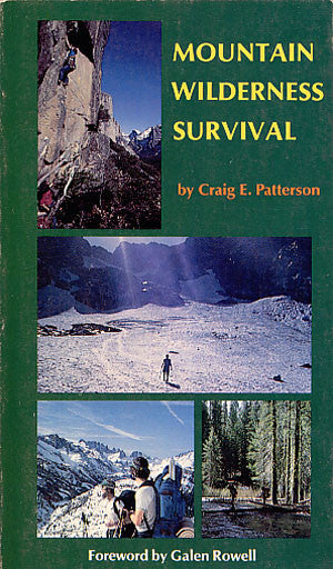 Mountain Wilderness Survival