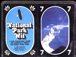 National Park Wit