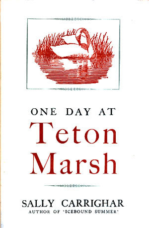 One Day at Teton Marsh (British Edition)