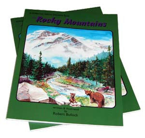 THE ROCKY MOUNTAINS - Wilderness Habitat Discovery Book