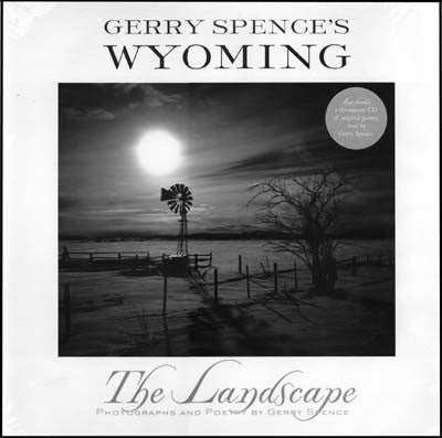 Gerry Spences Wyoming: The Landscape (signed)