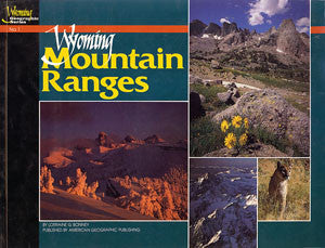 Wyoming Mountain Ranges (signed)