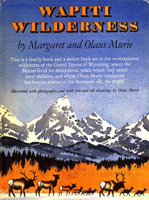 Wapiti Wilderness (signed)