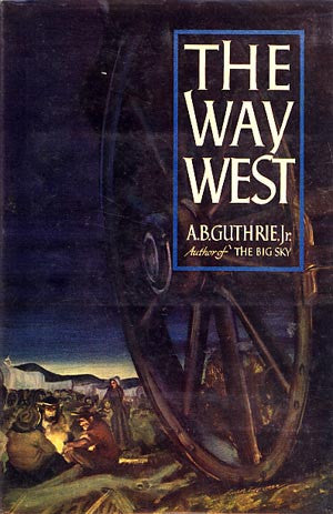 The Way West (signed)